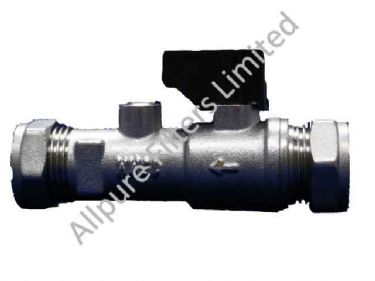 Double Check Valve  from Allpure Filters - European Supplier of Filters & Plumbing Fittings.