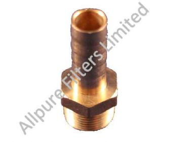 Brass Tail Fitting  from Allpure Filters - European Supplier of Filters & Plumbing Fittings.
