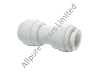 Equal Straight Connector  from Allpure Filters - European Supplier of Filters & Plumbing Fittings.