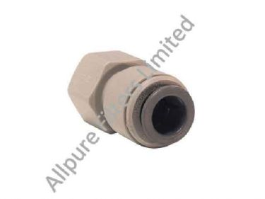 Female Adaptor FFL Thread  from Allpure Filters - European Supplier of Filters & Plumbing Fittings.