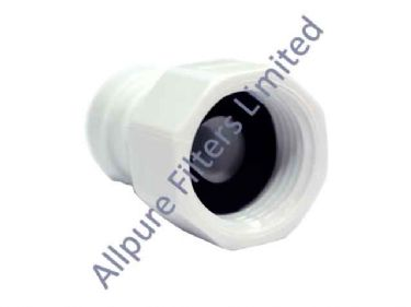 Flat Seal Adaptor - BSP Thread   from Allpure Filters - European Supplier of Filters & Plumbing Fittings.