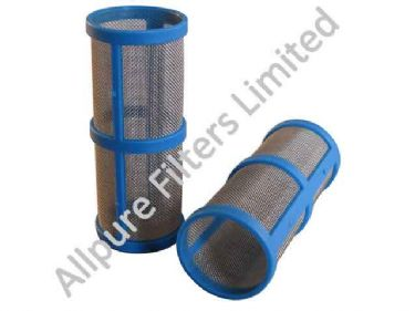 Long Caged Poly Sediment Filter Element  from Allpure Filters - European Supplier of Filters & Plumbing Fittings.