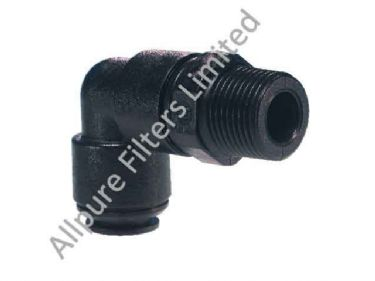 Swivel Elbow BSPT Thread  from Allpure Filters - European Supplier of Filters & Plumbing Fittings.