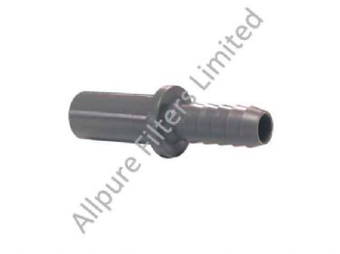 Tube To Hose Stem  from Allpure Filters - European Supplier of Filters & Plumbing Fittings.